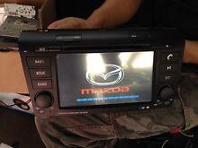 Mazda 3******2008 car DVD GPS head unit free reverse camera sp23 Penshurst Hurstville Area Preview