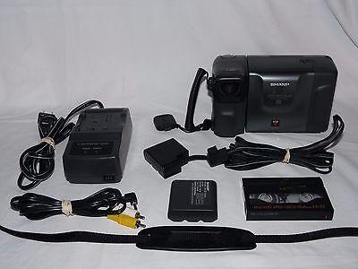 Видеокамеры Sharp VL-E66 VL-E66U 8mm Video8