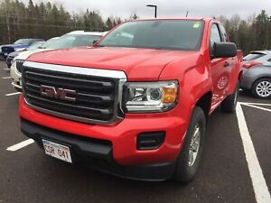 2016 Gmc Canyon BACKUP CAM! ALLOY WHEELS! TRAILER HITCH!