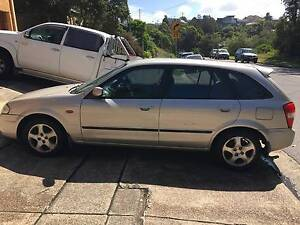 1999 Mazda 323 Hatchback The Hill Newcastle Area Preview