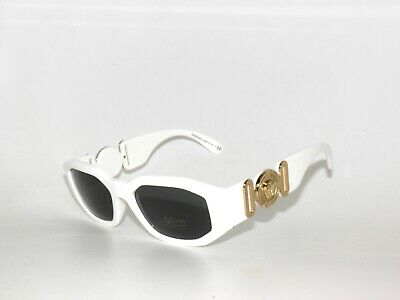 Versace 4361 401/87 53 White Gold  Sunglasses Unisex