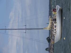 ADAMS 31 YACHT Iluka Clarence Valley Preview
