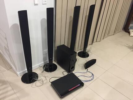LG 5.1 HT Speakers
