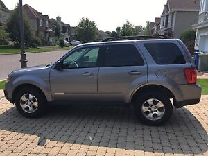 Mazda Tribute 2008, v6, 3L, traction avant