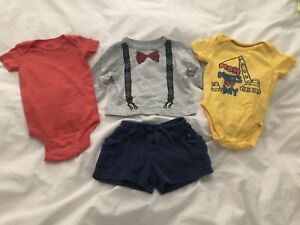 3 Months Outfits