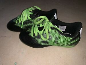Toddler size 11 soccer cleats