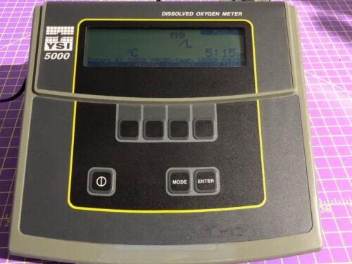 YSI 5000 Dissolved Oxygen Meter