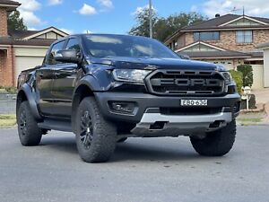 2018 Ford Ranger Raptor 2.0 (4x4) 10 Sp Automatic Double Cab P/up