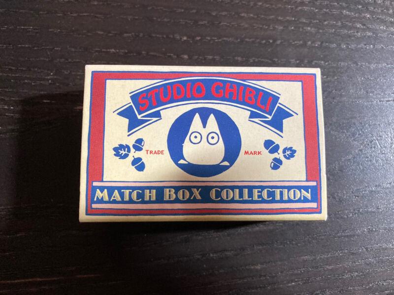 Studio Ghibli Match Box Collection - Totoro - Anime
