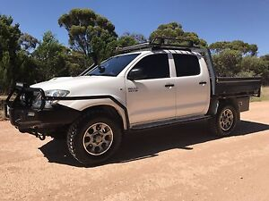 Toyota Hilux Crystal Brook Port Pirie City Preview