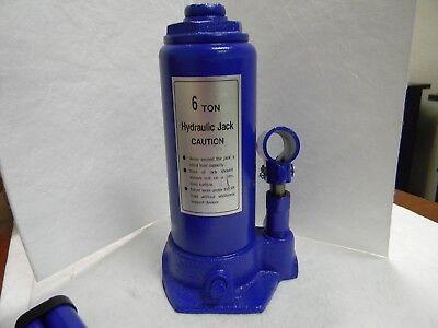 Worksmart 6 Ton Load Capacity Side Pump Bottle Jack Ws-mh-jack1-113