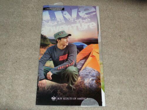 Boy Scout BSA 2011 Winter Uniforms Scoutmaster Equipment Official Catalog Book