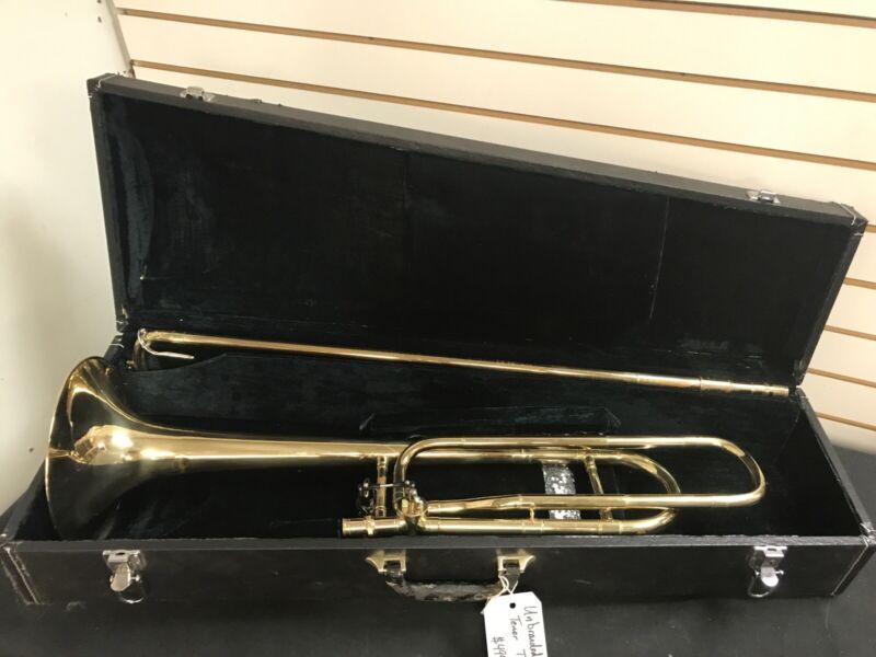 Unbranded Trigger Tenor Trombone