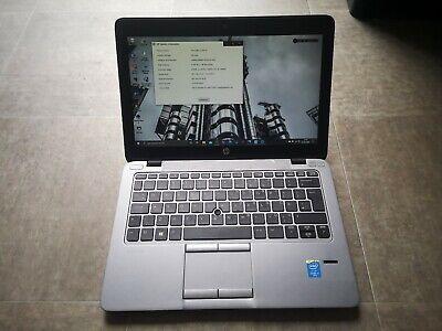 HP EliteBook 820 G2 i7 5600 2.6ghz 12gb RAM 240gb ssd excellent condition Win 10