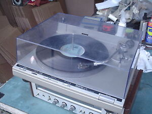 Technics-SL-B5-Belt-Drive-Stereo-Turntable-w-Strobe-Speed-Adjust-33-45-Speeds