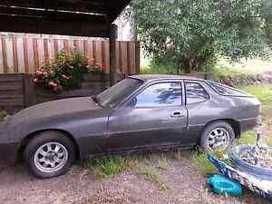 Porsche 924 Coupe 1980 Diamond Creek Nillumbik Area Preview