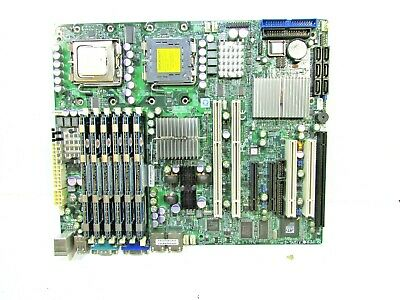 *NEW* SuperMicro X7DVL-E Motheboard BULK PACK WITH IO SHIELD