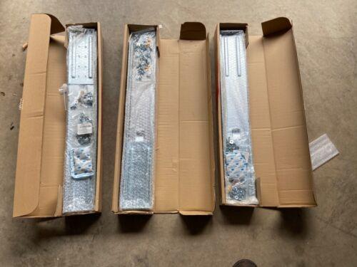 LoT of 3 BROCADE 49-1000043-03 BROCADE DCX RAIL KIT *New Sealed*