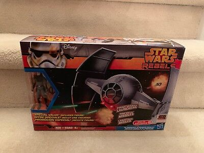 Star Wars Rebels Inquisitor Tie Fighter Advanced Prototype W/ Fig & Lightsaber](Inquisitor Lightsaber)