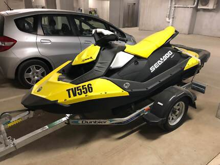 SeaDoo Spark 3up 90hp Under 4 hours new essentially