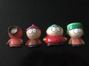 1998 Vintage South Park 3D fridge magnets. Rare!