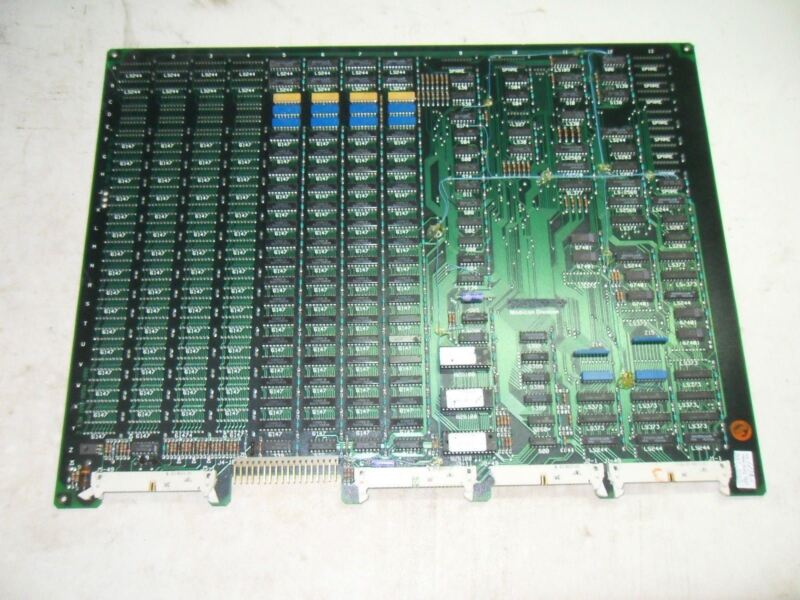 (A3) 1 GOULD MODICON AS-506P-F16 REV C23 MEMORY MODULE