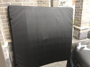 "Trifecta Folding Tonneau Cover Quick Release/Install 70""x70"""
