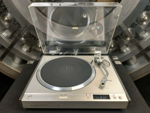 Pioneer PL-610 Direct Drive Turntable