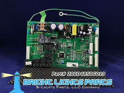 Ge Main Control Board For Ge Refrigerator 200D4850g013 Green