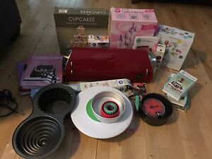 Cricut for cakes! Plus everything else you would need!!
