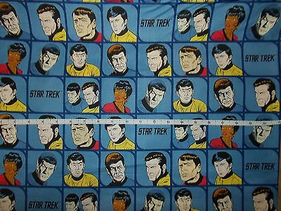 Nurse uniform scrub top xs small medium lg xl 2x 3x 4X 5X STAR TREK  CHARACTERS - Stars Scrub Top