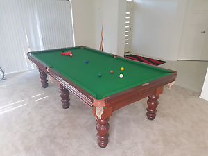 B&B 9ft crown Pool Table Mayfield East Newcastle Area Preview