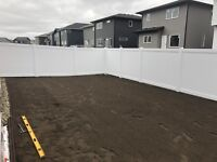 Paving Stone Projects, Vinyl Fence - PicturEsk Landscapes