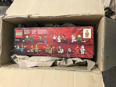 LEGO 71741 Ninjago City Gardens completo 100% mai giocato come nuovo