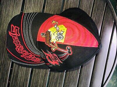 Spongebob Squarepants Hat Baseball Cap Embroidered Adjustable - Spongebob Hat