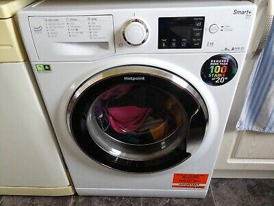Hotpoint washing machine used