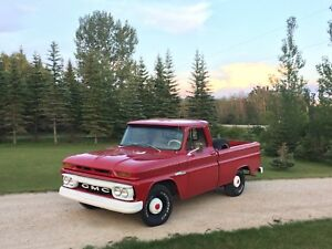 1964 GMC Shortbox RUST FREE SURVIVOR