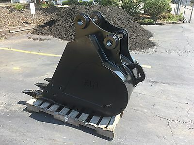 New 30 Volvo Ec145 Heavy Duty Excavator Bucket With Coupler Pins