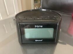 iHome Bluetooth *IBT230* FM alarm clock radio/USB charging iPhone/android