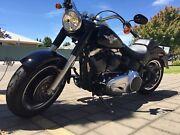 Harley Davidson Fat Boy Lo Nuriootpa Barossa Area Preview