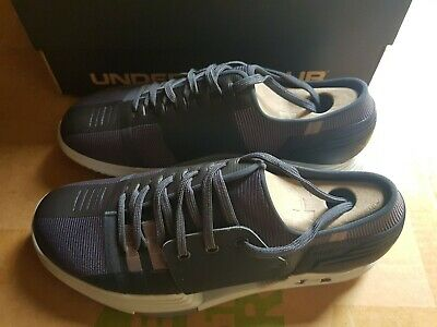 Men's Under Armour Speedform Amp 2.0 Training Shoe Black Size 8