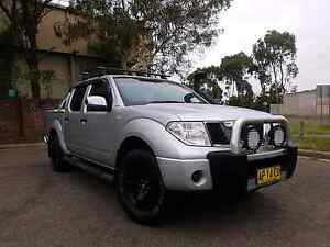 2007 NISSAN NAVARA D40 STX AUTO TURBO DIESEL 4WD LOW KS Greenacre Bankstown Area Preview