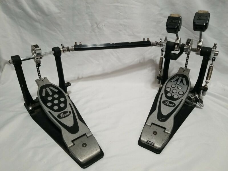 Pearl Single Chain Double Bass Drum Pedal (free shipping)