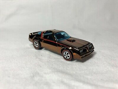 HOT WHEELS RLC RED LINE CLUB CUSTOM PONTIAC HOT BIRD NEW LOOSE FREE SHIPPING