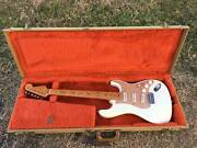 Very cool nice sounding vintage Fender Stratocaster Brisbane City Brisbane North West Preview