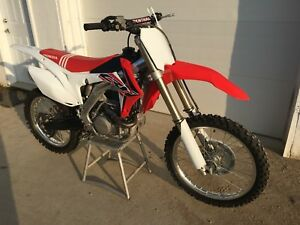 2015 crf450r with ownership