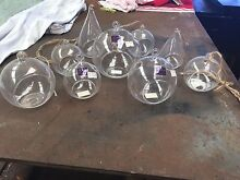 New + Used hanging glass ornaments Swansea Lake Macquarie Area Preview