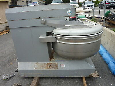 Moline Spiral Mixer 208 V 3 Ph Modelwill Paintssteel Bowl900 More Items