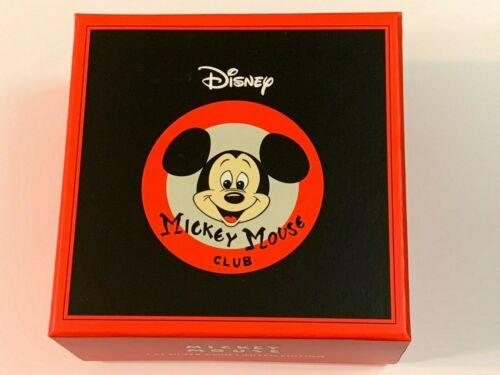 2019 Mickey Mouse Club 2 oz silver coin w/ Box & COA - NZ Mint, 1 of 5,000 made