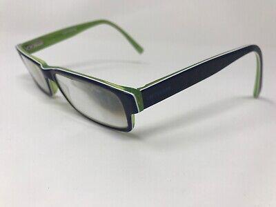 Converse New Sprint Eyeglasses 51-16-140 Dark Navy/Light Green UP59](Light Up Eyeglasses)